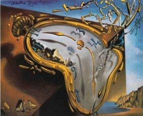 reloj dali
