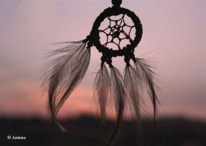 Abaloris dels indis americans per Bea i Nàdia. Atrapasuenos