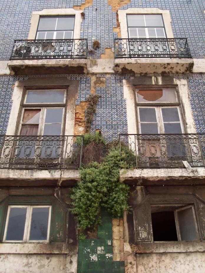 fachada Lisboa color