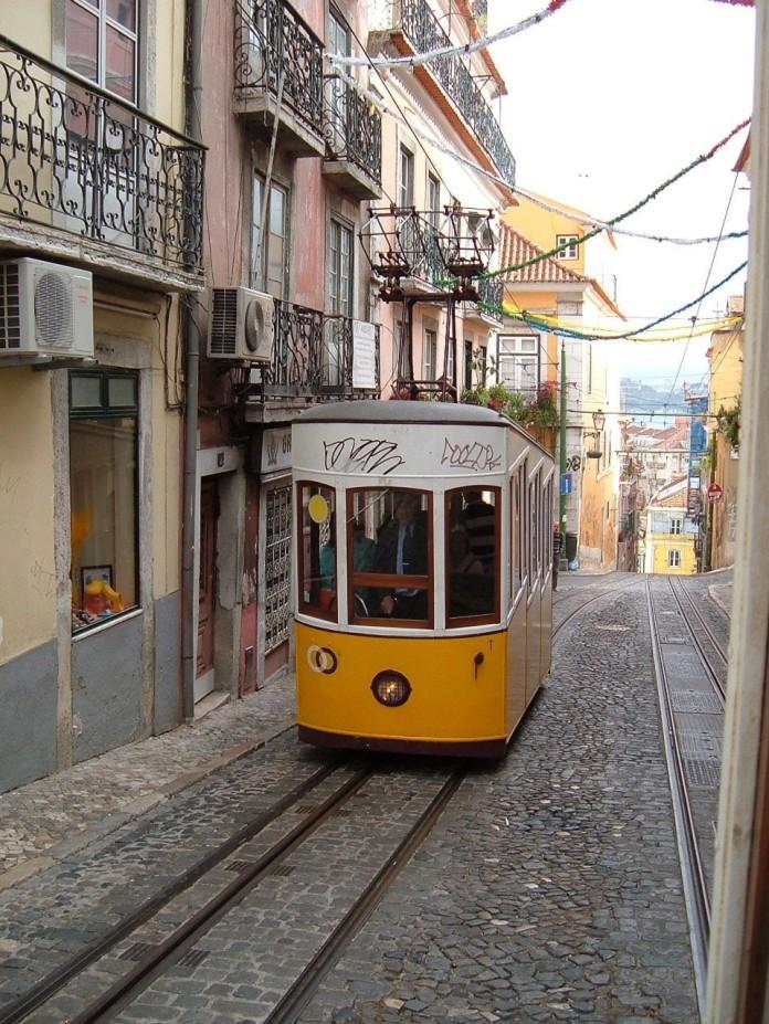 Lisboa-Elevador Bica1
