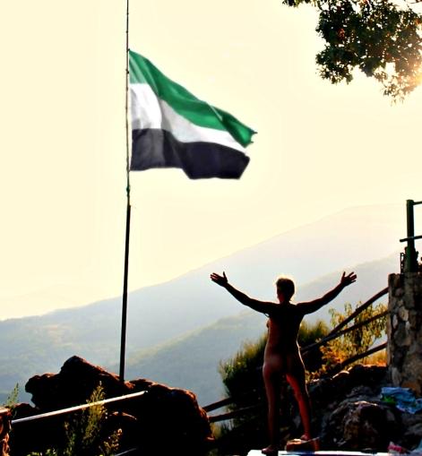 toñi bandera